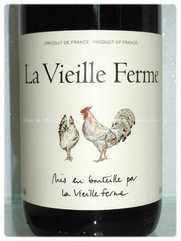 오래된 농장에서 만들어진 가성비 높은 와인 - Perrin & Fils La Vieille Ferme Rouge 2014