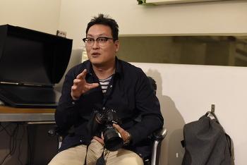 프로의 순간을 담는 작가, 김유철의 D5