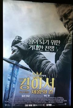 [킹아서:제왕의 검], 켈트의 전설적 왕에 대한 헐리우드식 해석
