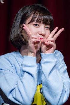 [160903] 오마이걸 비니 대전 팬싸인회 직찍 by 남똑