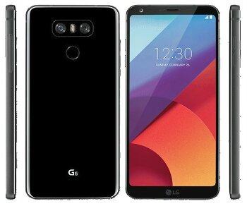 LG G6 이미지 공개