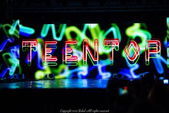 대한민국 한복 페스티벌 in 울산 틴탑 (TEEN TOP)