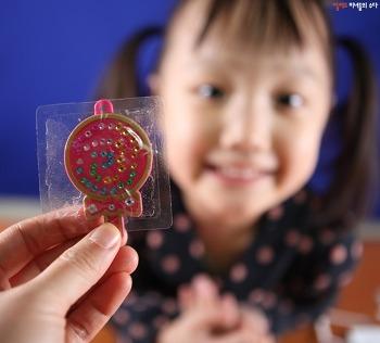 6세여아장난감 영실업 시크릿아트 블링비즈아이스크림 스튜디오