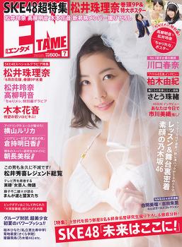 [ENTAME] 2013 No.07 SKE48