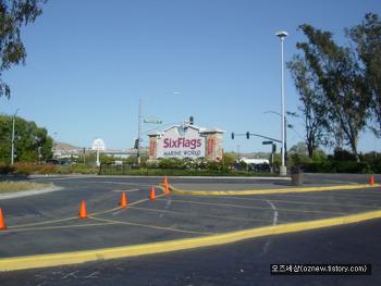 Six Flags Marine World (식스플래그 마린 월드) 방문기