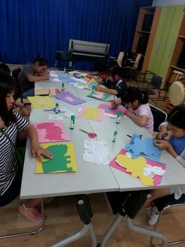 한예종과 함께 하는 꿈그림미술마을학교