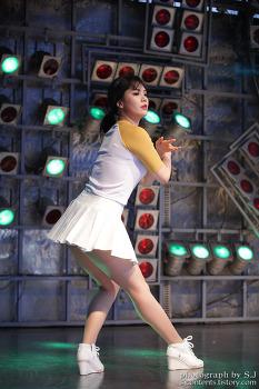 클라썸(Clawsome) 동대문 밀리오레 공연