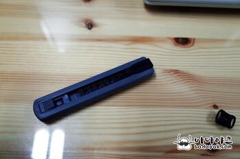 컴퓨터 정보 유출 방지를 위한 USB 포트 물리 보안 잠금 장치