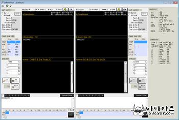 시리얼 통신 테스트 프로그램 jwRsMonitor 1.0.5