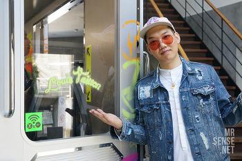 걷기 딱 좋았던 4월의 도쿄 #2 : 하라주쿠와 오모테산도, 아오야마를 훑는 본격 쇼핑 투어 후 야키토리와 발렌타인 파이니스트