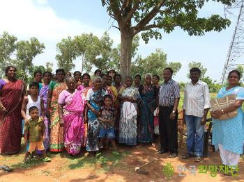 유기농업에서 자립의 답을 찾은 인도 여성 달리트