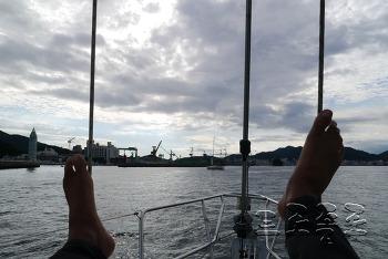 [경남 통영 여행] 통영 아라요트클럽 방문과 통영 한산도 바다에서의 크루즈요트 체험후기