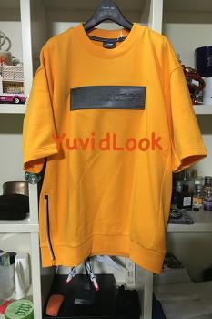 YuvidLook 구매보고서 : 뉴발란스 반팔스웻셔츠 (반팔맨투맨)