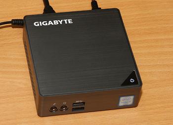 기가바이트 BRIX GB-BSi7-6500 미니 컴퓨터