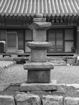 충남 유형문화재 제28호 흥주사삼층석탑