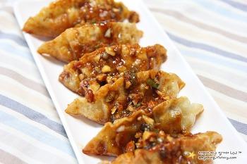 자취생을 위한 혼밥~혼술요리 '냉동만두요리 5가지'