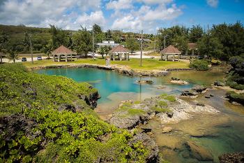 괌 남부여행 <이나라한 자연풀장>, 괌 자유여행