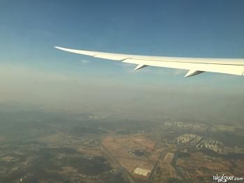 김포에서 제주로 출발 - 대한항공 보잉 787 탑승기 (B787-9)