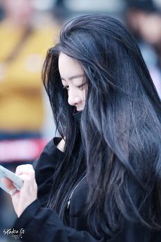 16.10.07 달샤벳 아영 뮤직뱅크 출근 by. 햄딩