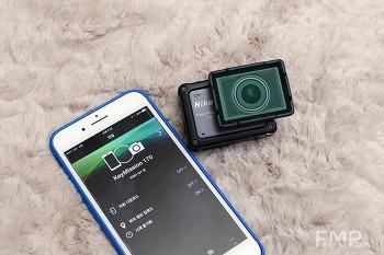 니콘 액션카메라, 키미션 170 총평? 재미있고 편리한 여행 필수품