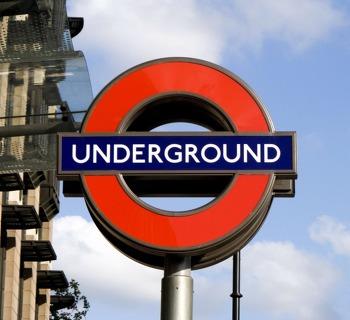 세계 최초의 지하철. 런던 지하철