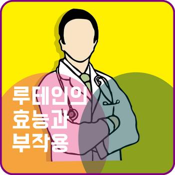 루테인의 효능과 부작용