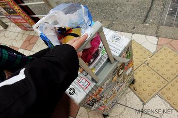 교토 찍고 오사카로 #4 : 우메다역 주변 쇼핑 투어, 오사카 킨류 라멘 그리고 귀국