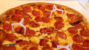 정자동 맛집) 테이크 아웃하면 할인해주는 먼슬리 피자