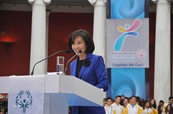 현송월 방문이 마음에 들지 않는 나경원, 평창 동계올림픽 딴지걸기 대작전!