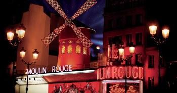 화려한 캉캉댄스 쇼 물랑 루즈(Moulin Rouge) 할인 예약하기 [파리여행 추천 공연]