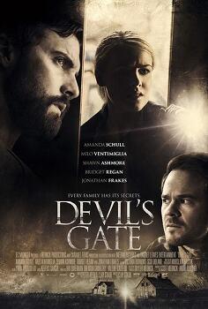 '데빌스 게이트 Devil's Gate, 2017' 실종된 모녀를 찾아나선 FBI요원 아만다 셜