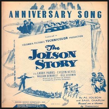 Anniversary Song – Al Jolson / 1946