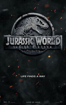 '쥬라기 월드: 폴른 킹덤 Jurassic World: Fallen Kingdom, 2018' 공룡들을 위협하는 화산 폭발