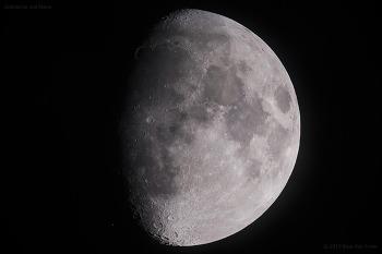Aldebaran and Moon 알데바란과 달