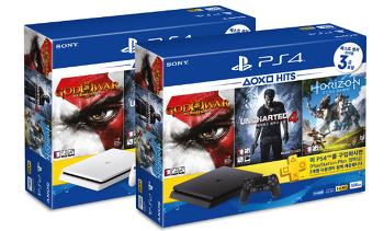 "PS4 ""HITS"" 번들 팩 10월 24일  출시."