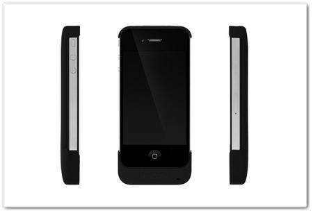 정말 멋스러운, 아이폰4 배터리 인케이스