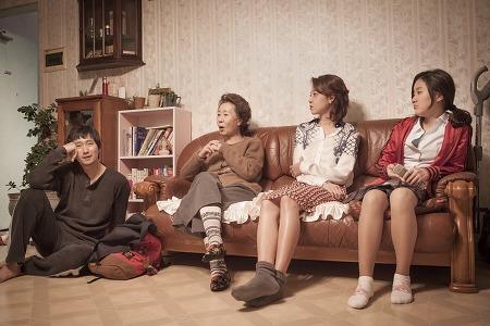 영화 '고령화 가족'