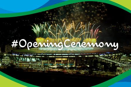 리우 올림픽 2016을 바라보는 세 가지 단상 - 개막식, 패션, 여행