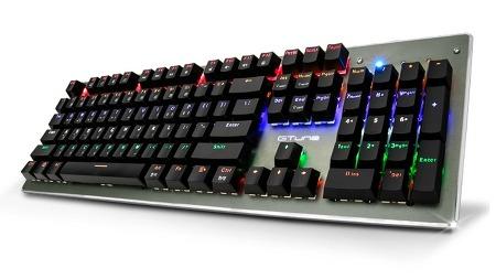 한성컴퓨터 기계식 키보드 GTune MKF30 Rainbow 갈축 사용 후기