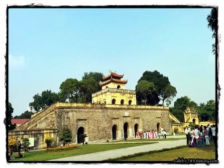 웅장한 하노이 고성 - 하노이 여행기 (Hanoi Citadel, Hanoi)