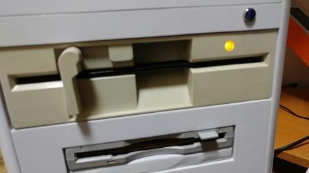 [판매 취소] 5.25 플로피 디스크 드라이버 (Trigem SFD-560D)