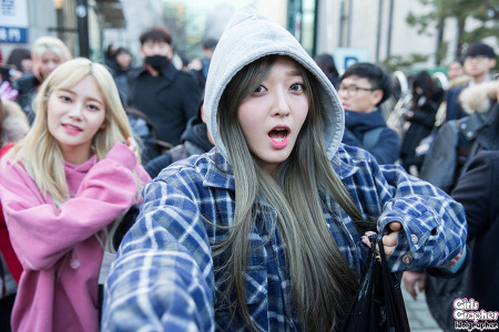 [PHOTO] 160226 뮤직뱅크 Part.1 by Girls Grapher