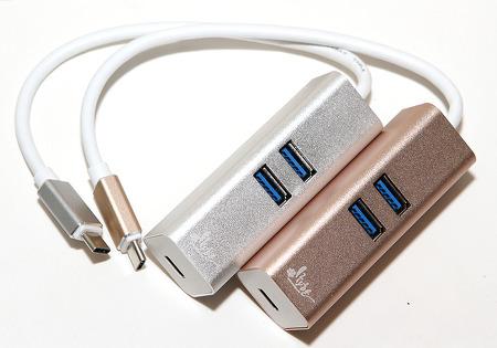 USB C USB 3.0 허브 묘한 2포트 Type C 허브 MHU102