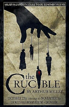 The Crucible 북리뷰