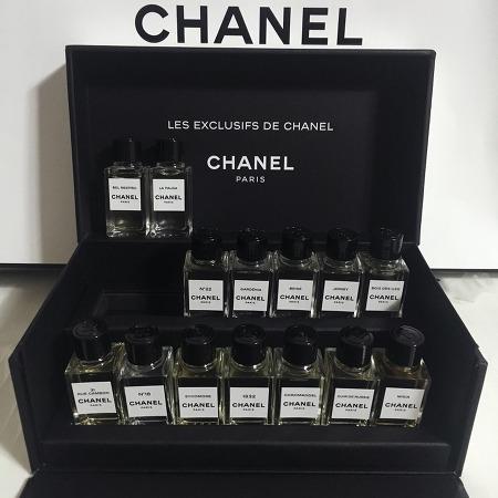 LES EXCLUSIFS DE CHANEL PERFUME