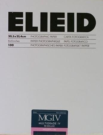 다계조 인화지와 MG(MultiGrade) Filter