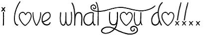 귀여운 폰트 ttf 다운/예쁜 글꼴/예쁜 폰트 다운/예쁜 글씨체