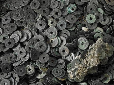 신안 보물선 800만개 동전의 비밀