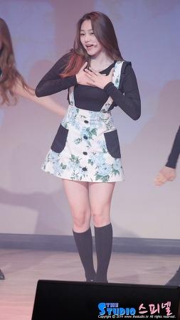170511 백석예술대 축제 구구단 미나 직캠 by 스피넬