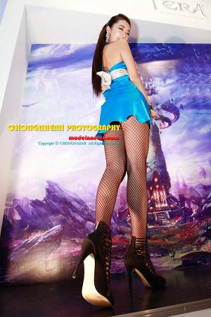 정주미_ 2010년 지스타게임전시회 #1